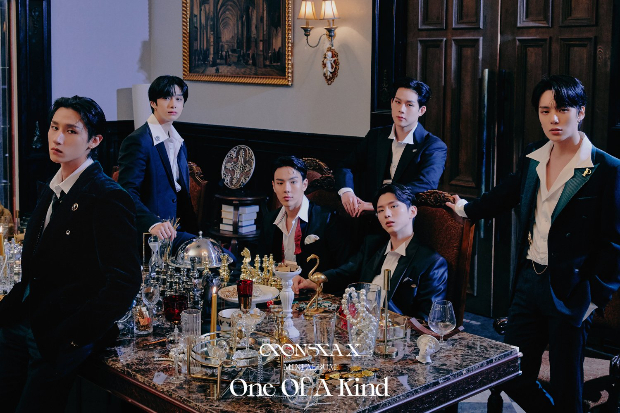 MONSTA X drops alluring 'Gambler' teaser ahead of'One Of A Kind' album release on June 1