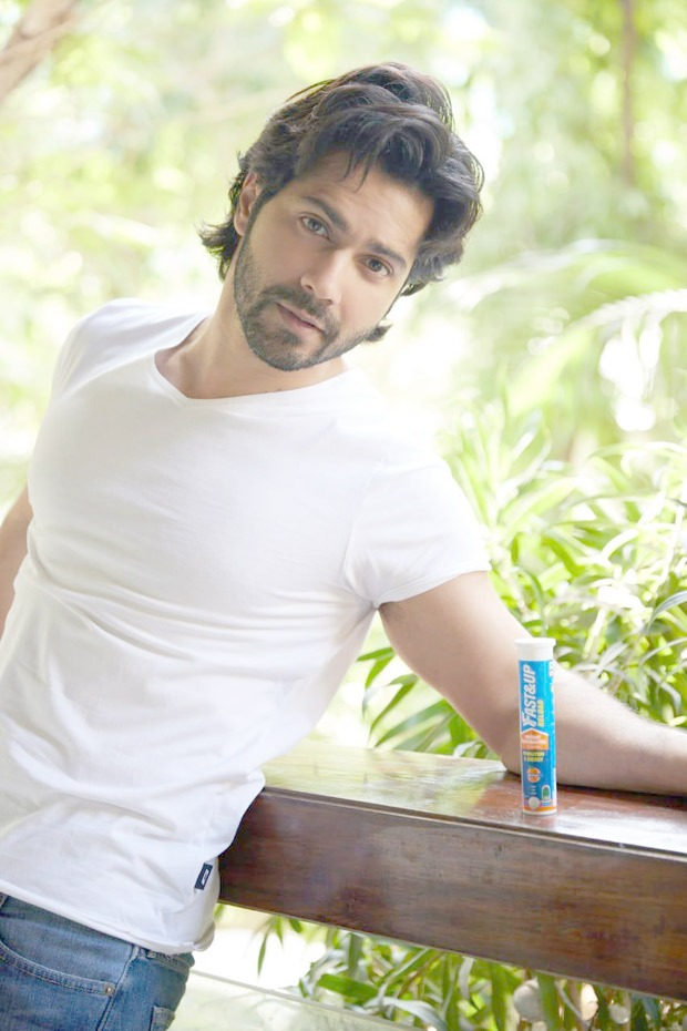 Varun Dhawan partners with Fast&Up to support India's frontliners
