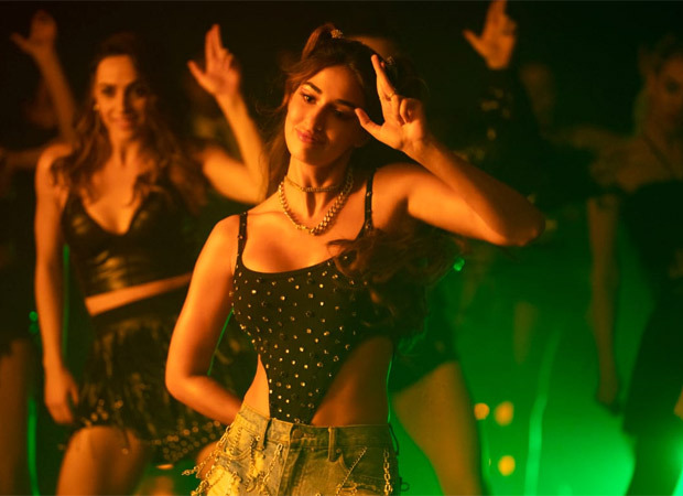 Disha Patani in the title track of her upcoming release Radhe, looks absolutely ravishing. Have a look at this BTS video!