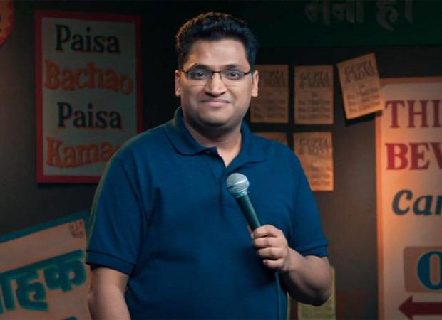 Amazon Prime Video announces Amazon Funnies Stand-Up special 'Market Down Hai' featuring Gaurav Gupta