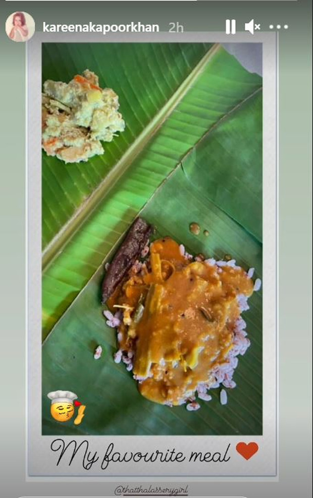 This Kerala cuisine is Kareena Kapoor Khan's favourite meal