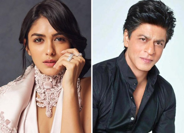 """EXCLUSIVE: Mrunal Thakur wishes to work with Shah Rukh Khan in a film which will be the """"best cult romantic film of Bollywood"""""""