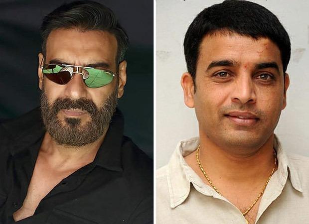Ajay Devgn teams up with Dil Raju for Hindi remake of Telugu hit Naandhi
