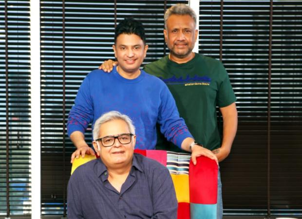 Anubhav Sinha, Bhushan Kumar and Hansal Mehta's action -commercial thriller kickstarts today