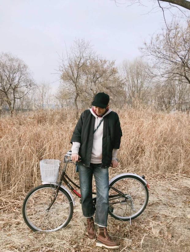 BTS' RM expresses the feeling of freedom original track 'Bicycle'