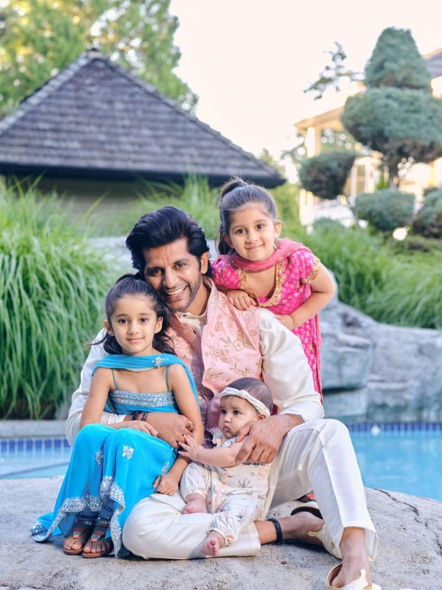 """Father's Day Special: """"My three daughters complete my life"""" - Karanvir Bohra"""