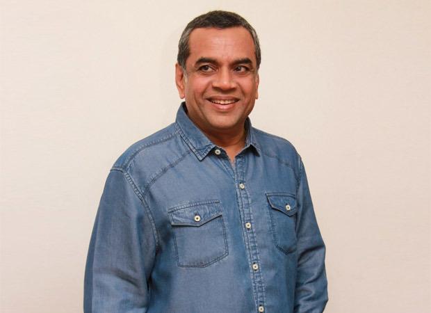 Paresh Rawal replaces Rishi Kapoor and resumes shoot for Sharmaji Namkeen