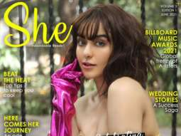 Adah Sharma On The Covers Of She