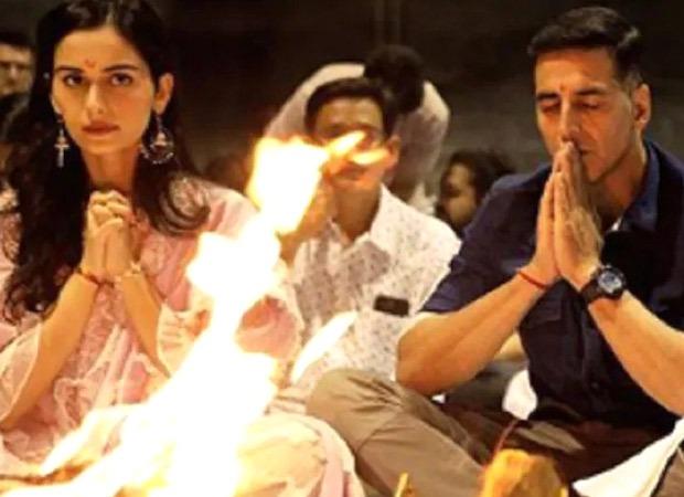 Akshay Kumar's effigy burnt in Chandigarh by Kshatriya Mahasabha while protesting against the upcoming film Prithviraj