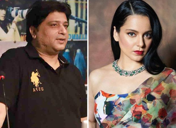 Author Ashish Kaul files a contempt petition against Actress Kangana Ranaut