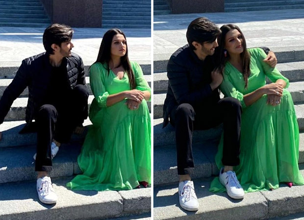 Bigg Boss fame Rohan Mehra and Himanshi Khurana come together for a music video