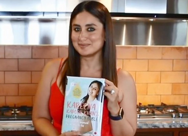Complaint filed against Kareena Kapoor Khan over her book title 'Pregnancy Bible' for hurting religious sentiments