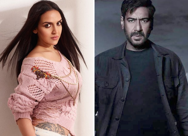 Esha Deol to make her comeback with Ajay Devgn starrer Rudra - The Edge of Darkness on Disney+ Hotstar