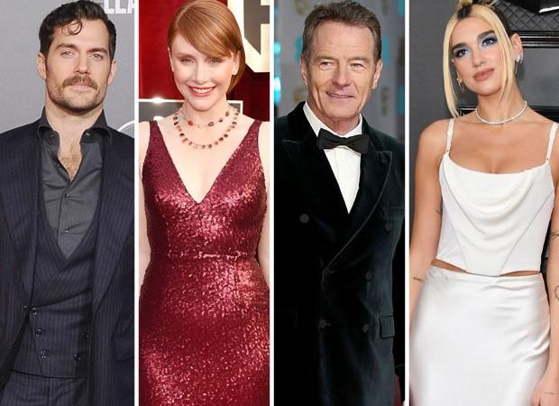 Henry Cavill, Bryce Dallas Howard, Bryan Cranston, Dua Lipa among others set for New Matthew Vaughn spy franchise Argylle