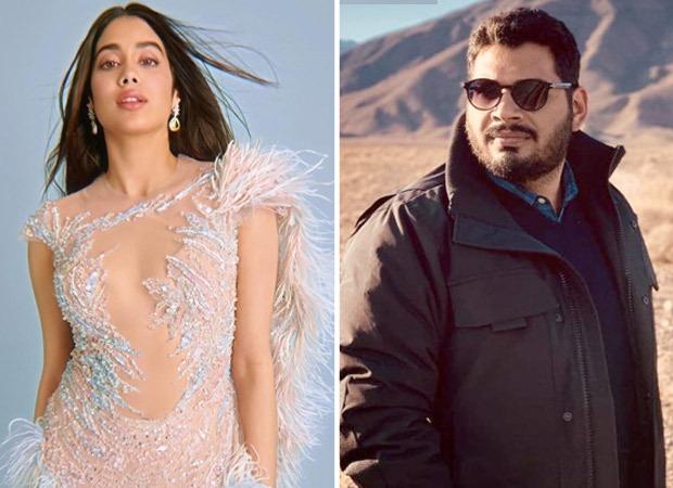 Janhvi Kapoor to star in Kayoze Irani's next for Karan Johar's Dharma Productions