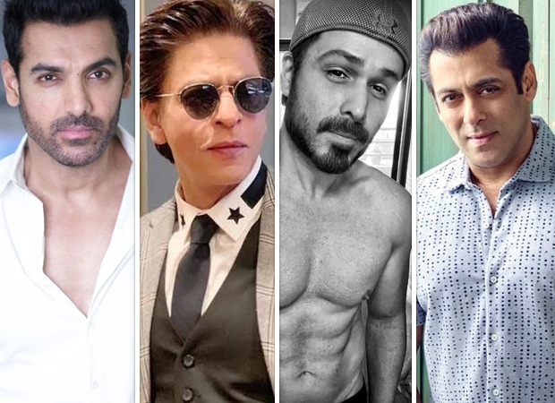 John Abraham goes lean for Shah Rukh Khan, Emraan Hashmi beefs up to take on Salman Khan