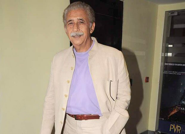 Naseeruddin Shah says he's likely to be discharged on Sunday