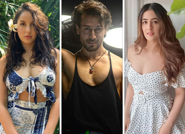 Nora Fatehi out of Tiger Shroff's Ganapath; Nupur Sanon or a new actress to take her place