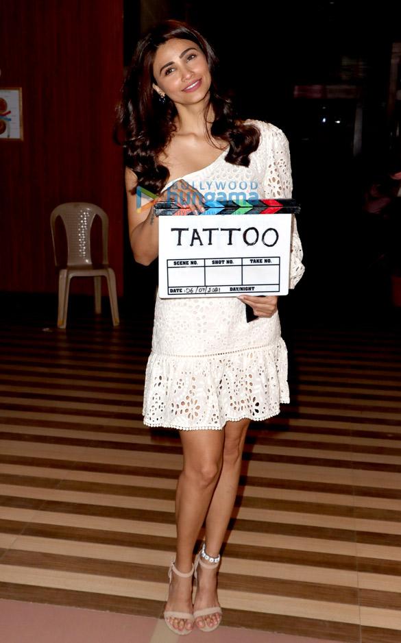 Photos: Celebs grace the mahurat shoot of the film Mystery Of Tattoo