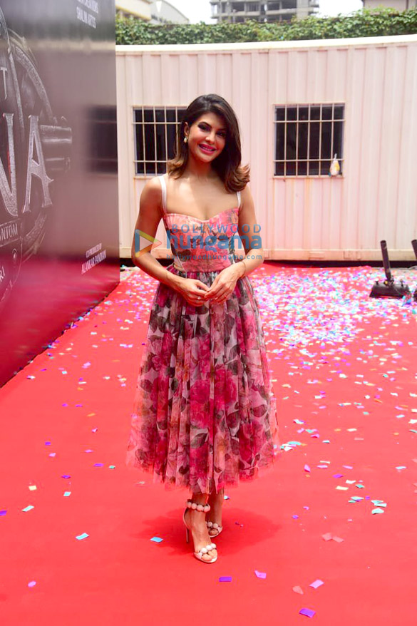 Photos Jacqueline Fernandez unveils her look from the film Vikrant Rona (6)