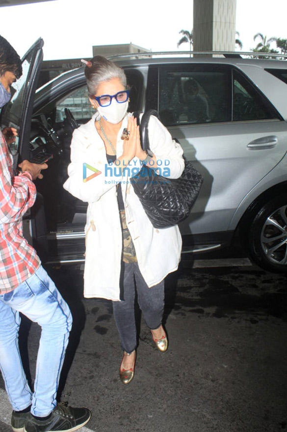 Photos Shraddha Kapoor, Ranbir Kapoor and others snapped at the airport (6)