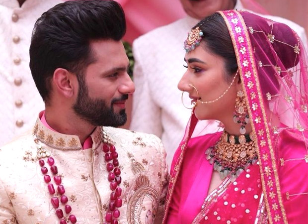 Rahul Vaidya and Disha Parmar to tie the knot on July 16, read announcement