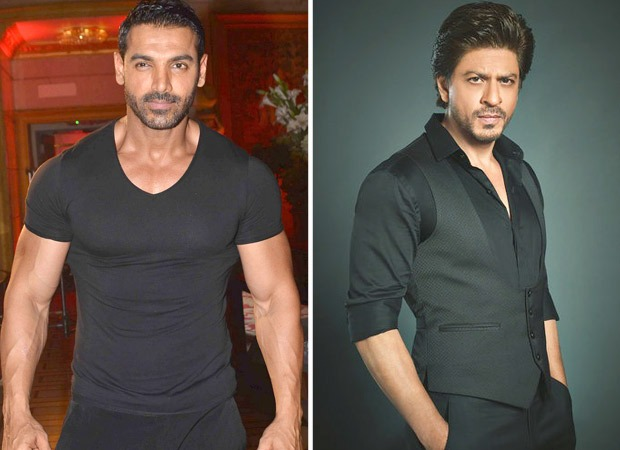 SCOOP John Abraham plays the role of a freelance undercover terrorist in Shah Rukh Khan's Pathan