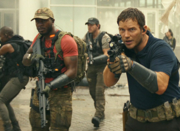 The Tomorrow War makers in talks for the sequel with Chris Pratt and Chris McKay