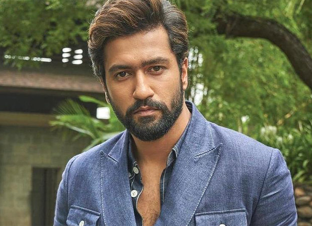 Vicky Kaushal stuns the cover story in blue coloured blazer set for Mans' World India