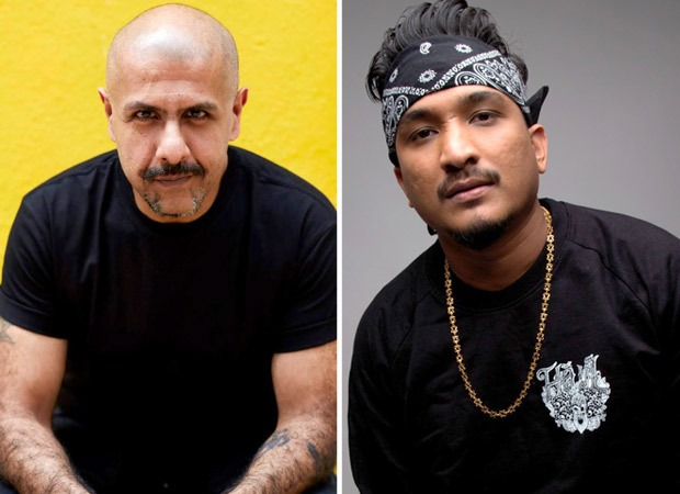 Vishal Dadlani collaborates with DIVINE and Shor Police to pay a tribute to Metallica's Black Album