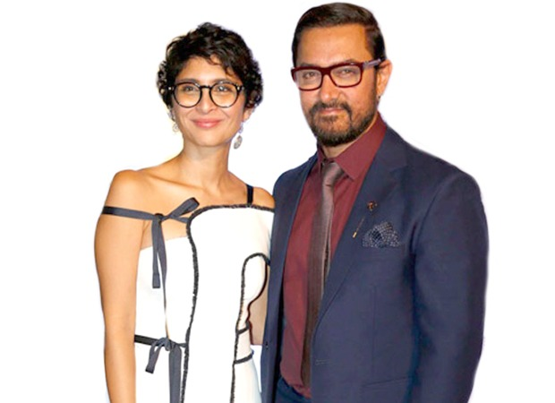 """""""We are very happy and are still one family""""- says Aamir Khan and Kiran Rao in a video after separation announcement"""