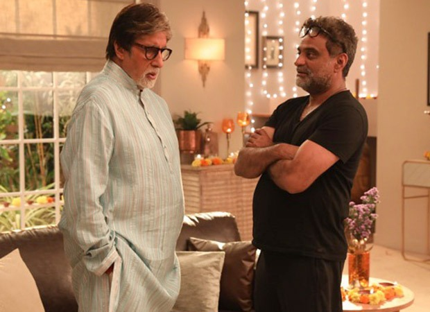 """""""Yes, Mr Amitabh Bachchan is also part of my Sunny Deol - Dulquer Salman starrer"""" - R Balki"""