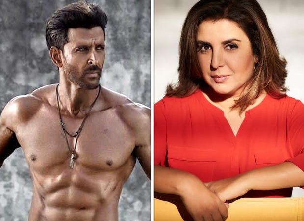 "Farah Khan Kunder shakes a leg with Hrithik Roshan on 'Ek Pal Ka Jeena'; says, ""This Step!!! 21 years still going strong!"""