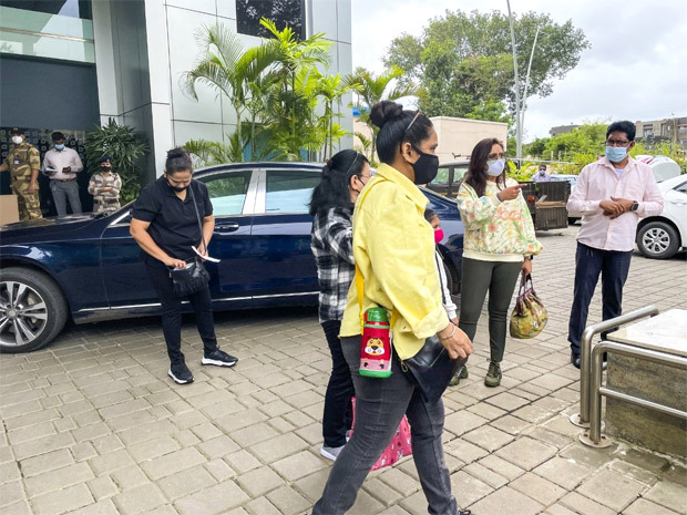 Rani flies to a global location to start shooting for Ashima Chibber's film Mrs. Chatterjee vs Norway