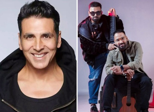 Akshay Kumar launches music directors Gaurav and Kartik Dev with Bellbottom's 'Marjaawaan'