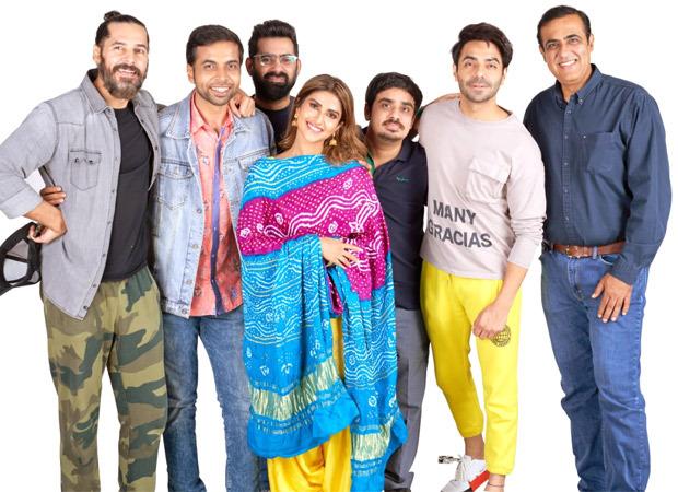 Makers of Aparshakti Khurana and Pranutan Bahl starrer Helmet promise a big announcement
