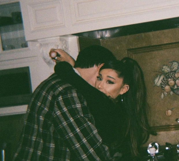 Ariana Grande shares intimate pictures with husband Dalton Gomez months after wedding