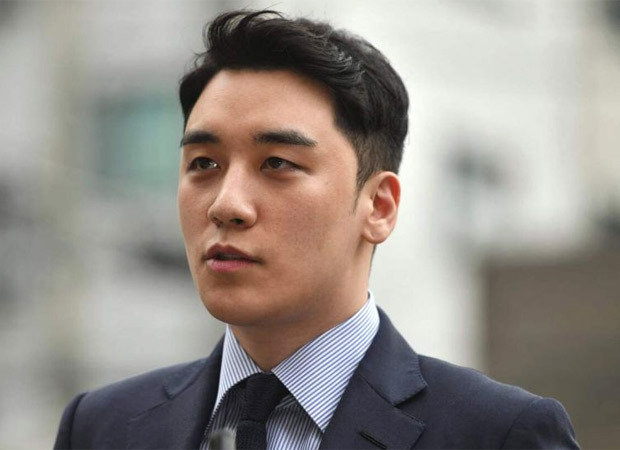 Former BIG BANG member Seungri sentenced 3 years in prison for arranging prostitution; fined Rs. 7 crore