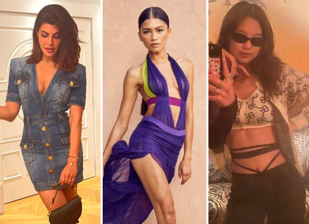 From Jacqueline Fernandez, Zendaya to BLACKPINK's Jennie, how celebrities are channeling Y2K trends in 2021 compared to celebs in 2000