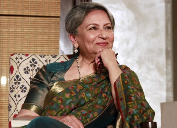 Grandmom Sharmila Tagore has not seen Jehangir as yet