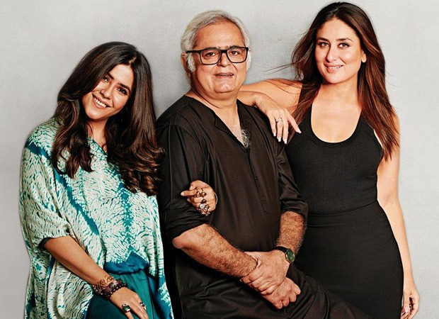 Kareena Kapoor Khan turns producer with a thriller, film to be helmed by Hansal Mehta and co-produced by Ekta Kapoor