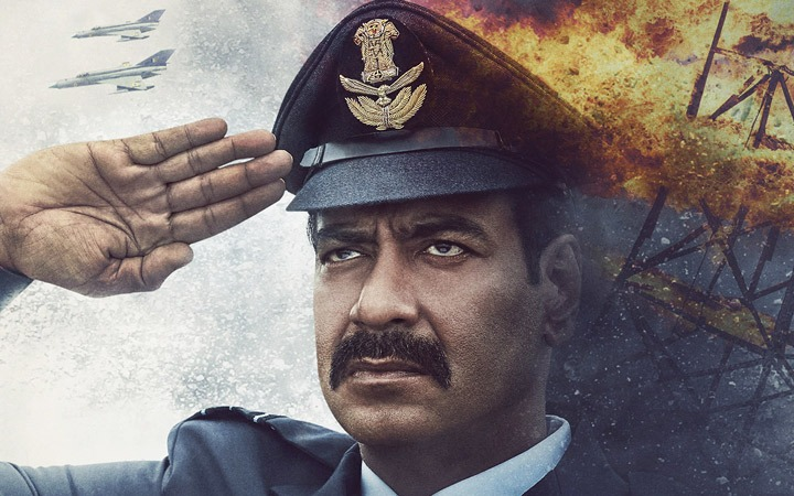 Movie Review Bhuj - The Pride Of India