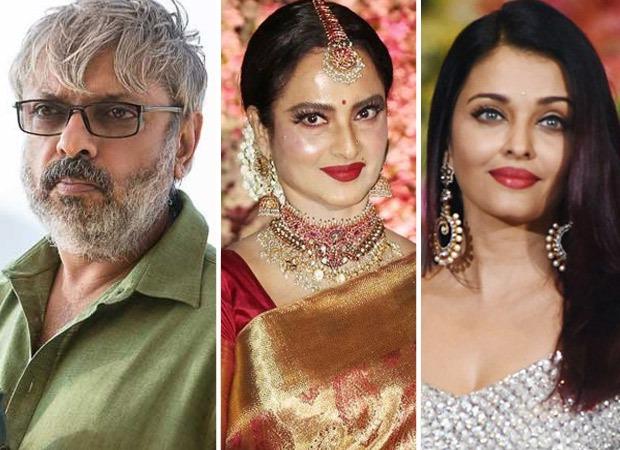 Sanjay Leela Bhansali may opt for Aishwarya Rai over Rekha in Heera Mandi