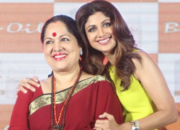 Shilpa Shetty and her mother Sunanda Ghosh booked for fraud