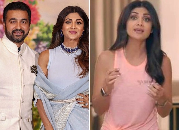 Shilpa Shetty makes first appearance after husband Raj Kundra's arrest, emphasises on remaining positive during tough times
