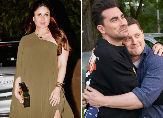 Kareena Kapoor Khan reveals in a video she watched Schitt's Creek on repeat during her second pregnancy