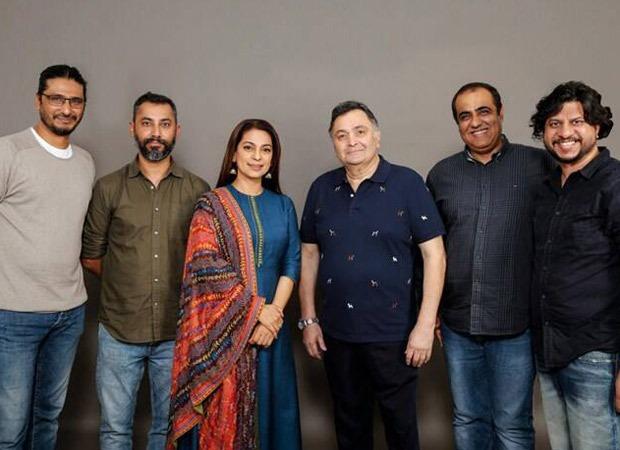 Juhi Chawla confirms Sharmaji Namkeen, Rishi Kapoor's last film, will release on his birth anniversary