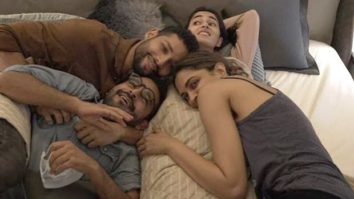 Deepika Padukone shares BTS pictures with Ananya Panday and Siddhant Chaturvedi as she wraps Shakun Batra's untitled next