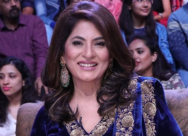"""""""The feel of this stage; I had missed it"""", says Archana Puran Singh as she makes a shimmery entry on the stage of 'The Kapil Sharma Show' post pandemic"""