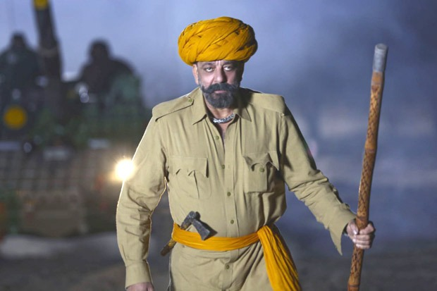 Sanjay Dutt shot for Bhuj: The Pride of India during his health diagnosis